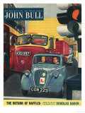 John Bull  Learning To Drive Magazine  UK  1954