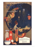 Mavis Talcum Powder  UK  1910