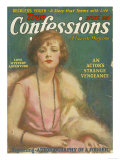 True Confessions  USA  1924