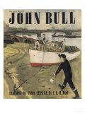 John Bull  Nautical Fishing Boats Magazine  UK  1947