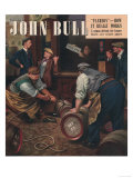 John Bull  Alcoholic Magazine  UK  1947