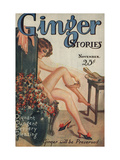 Ginger Stories  Erotica Pulp Fiction Magazine  USA  1927