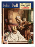 John Bull  Haircut Magazine  UK  1950