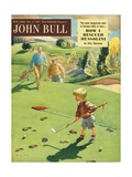 John Bull  Golf Magazine  UK  1950