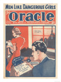 The Oracle  Pulp Fiction Secretaries Magazine  UK  1938