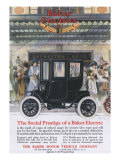 Baker Electric Cars  USA  1910