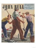 John Bull  Navies Road Builders Workmen  UK  1948