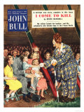 John Bull  Clowns Magazine  UK  1950