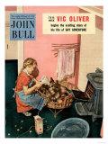 John Bull  Dogs Magazine  UK  1954