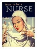 Nurses and Hospitals  UK  1950