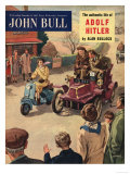 John Bull  Veteran Cars Rallies Scooters Flirting Magazine  UK  1952