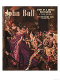 John Bull  Fancy Dress Party Magazine  UK  1949
