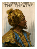 The Theatre  Aladdin Arabian Nights Magazine  USA  1912