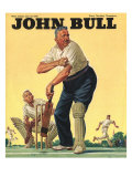 John Bull  Cricket Magazine  UK  1946