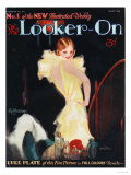 The Looker-on  First Issue Portraits Make-Up Magazine  UK  1929