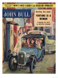 John Bull  Garage Magazine  UK  1953