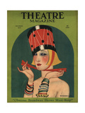 Theatre  Art Deco Magazine  USA  1923