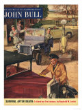 John Bull  Car Magazine  UK  1952