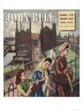 John Bull  Factory  Factories  Woman at Work Magazine  UK  1948