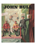 John Bull  Boxing Fairs Showmen Booths Magazine  UK  1946