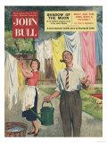John Bull  Housewives Magazine  UK  1956