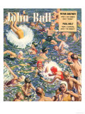 John Bull  Swimming Magazine  UK  1949