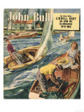 John Bull  Sailing Boats Magazine  UK  1949