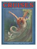 Cruises  Mermaids Magazine  UK  1930