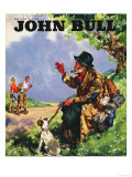 John Bull  Tramps Countryside Magazine  UK  1946