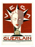 Guerlain  Guerlain Vega Art Deco Womens  UK  1940