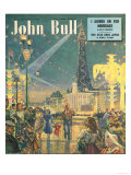 John Bull  Holiday Blackpool Seaside Magazine  UK  1949