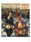 John Bull  Diets Slimming Weight Loss Magazine  UK  1949