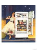 Hotpoint  Refrigerators  USA  1951
