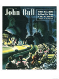 John Bull  Stage Audiences Fairies Magazine  UK  1949