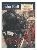John Bull  The Flying Scotsman  Trains Stations Magazine  UK  1951
