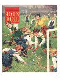 John Bull  Hockey Magazine  UK  1953