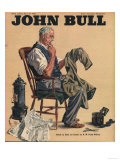 John Bull  Tailors Alterations Magazine  UK  1946