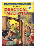 Practical Mechanics  Puppets Shows Magazine  UK  1950