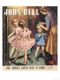 John Bull  Siblings Rivalry Magazine  UK  1948