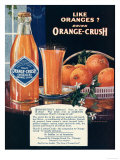 Orange-Crush  Oranges  USA  1920