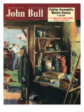 John Bull  Neighbours Sheds Magazine  UK  1951