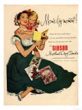 Mother's Day Cards  USA  1940