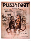 Cats Pussyfoot Fox Trot  USA  1920