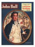 John Bull  Hornblower Sailors Magazine  UK  1951