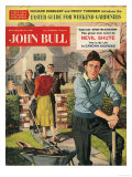 John Bull  Couples Neighbours Magazine  UK  1956