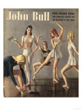 John Bull  Ballet Magazine  UK  1949