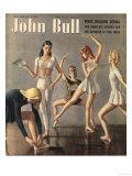 John Bull  Ballet Magazine  UK  1949