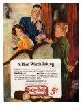 Baby Ruth  Chocolate Sweets  USA  1927