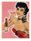 Rosayne  Champagne Alcohol  UK  1954
