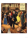 John Bull  Ballrooms Magazine  UK  1949